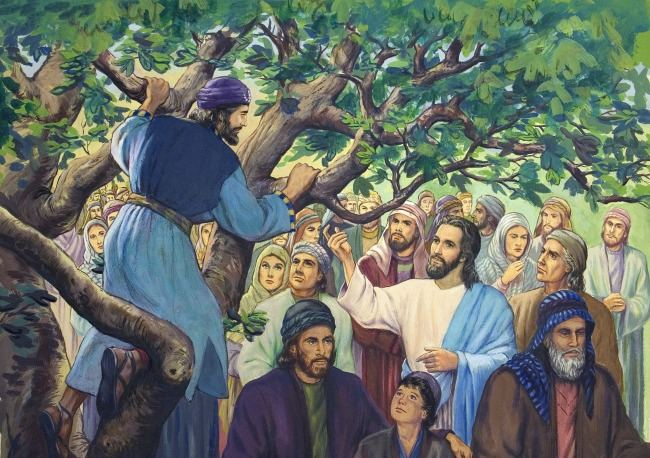 """Zacchaeus: Changed for the Good"""