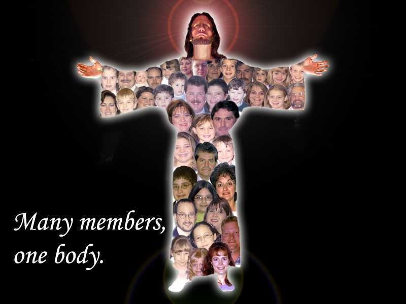 """One Body, Many Members"""